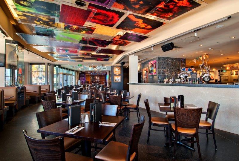 Hard Rock Cafe <br/> Unique Function Rooms