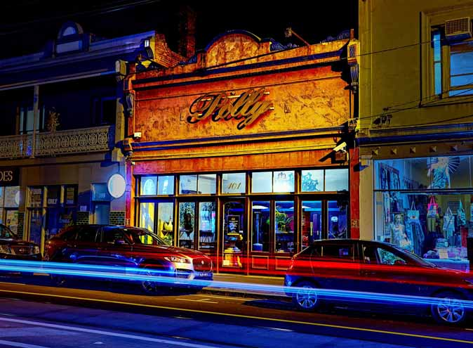 Polly Cocktail Bar – Best Fitzroy Bars