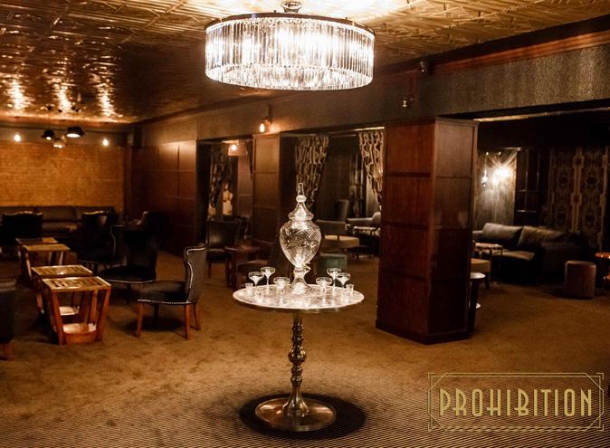 Prohibition <br/> Best Nightclubs