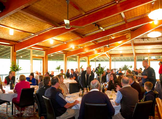 The Stirling Golf Club <br/> Outdoor Function Venues