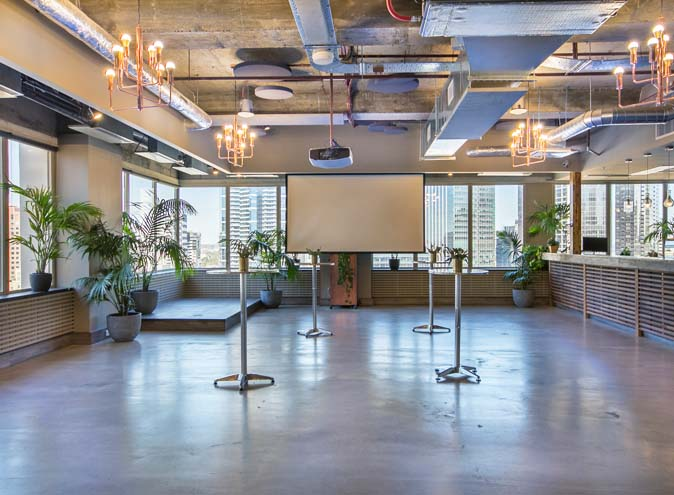The Cluster – Corporate Function Spaces