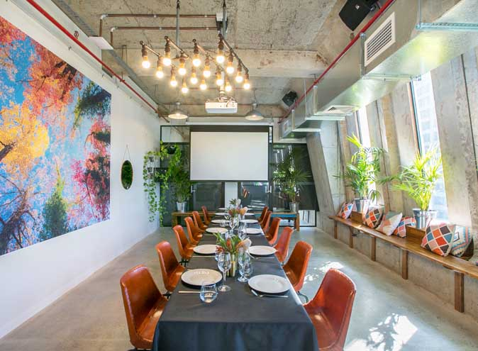 The Cluster – Creative Event Spaces