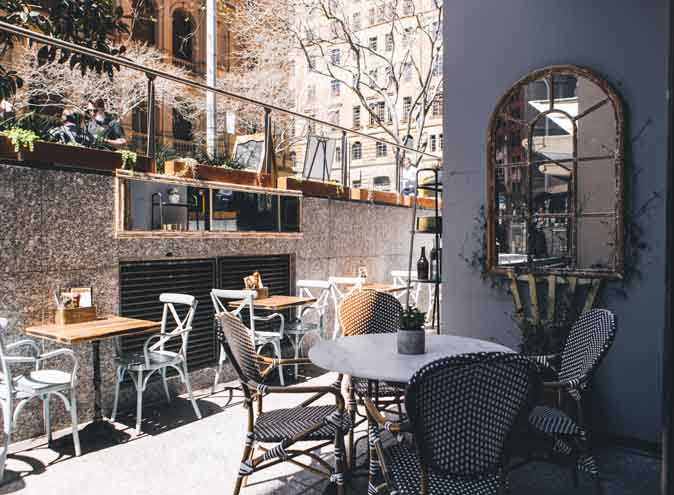 The Royal Exchange of Sydney – Top Bars