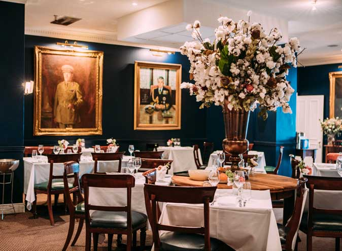 The Royal Exchange of Sydney – French Dining