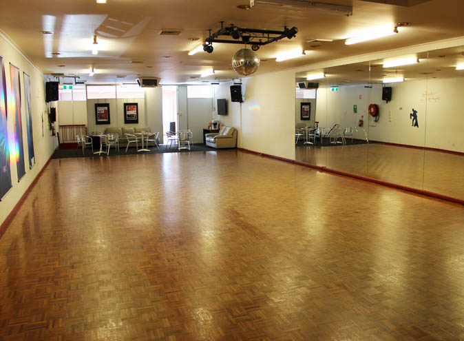 Destine Dance – Unique Studio Hire
