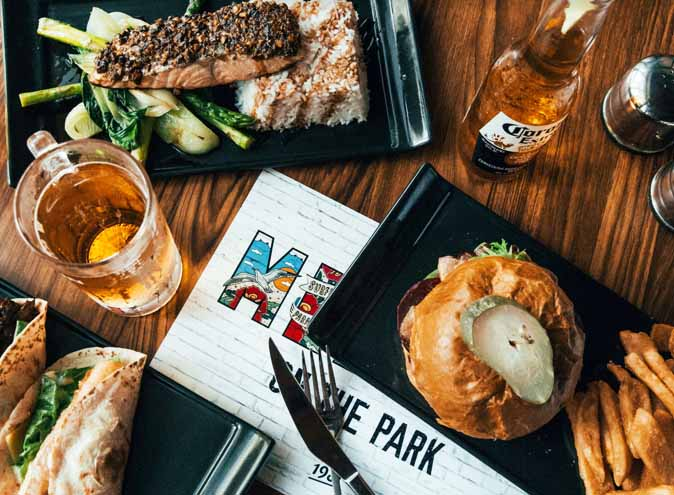 Melbas On The Park – Best Bars