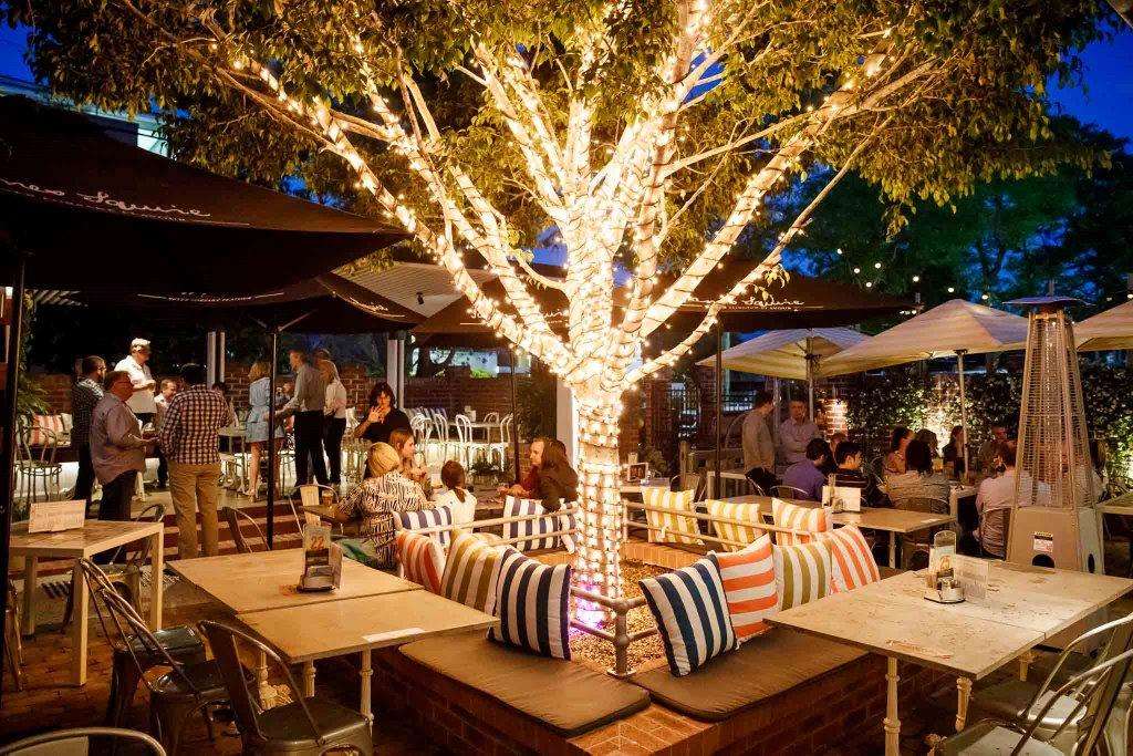 Norman Hotel – Best Beer Garden Bars