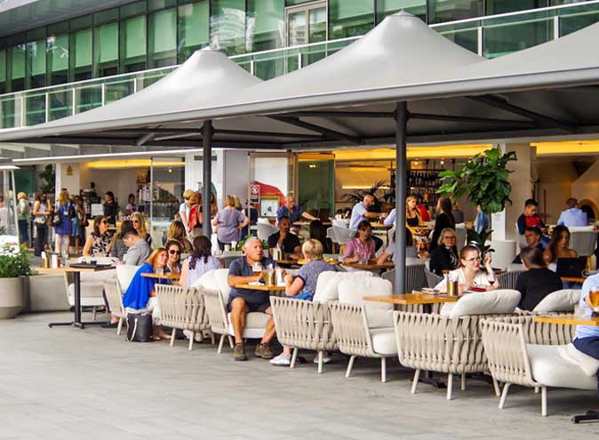 Planar Bar & Restaurant – Waterfront Dining