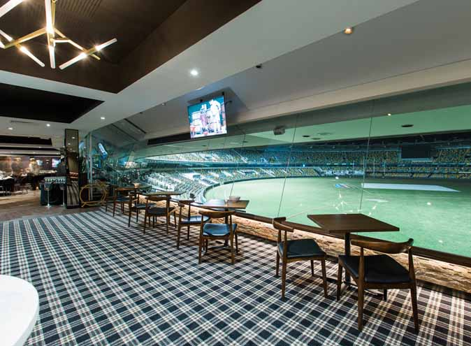 QLD Cricketers' Club – Iconic Venues