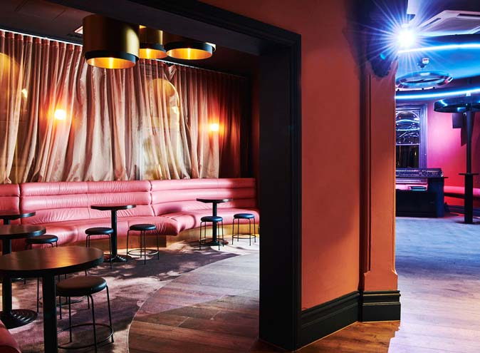 Village Belle Hotel <br/> Top Contemporary Pubs