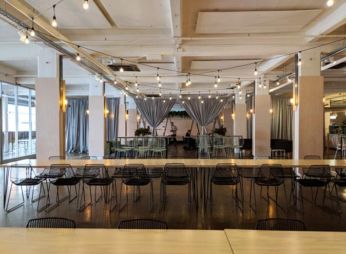 Woolstore + Co. – Unique Function Venues