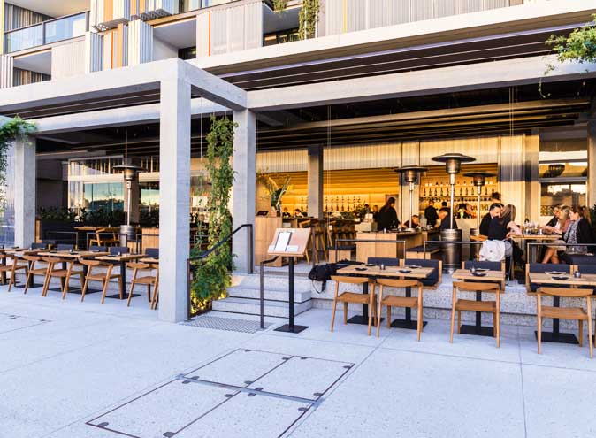 Outdoor Dining Sydney Hcs