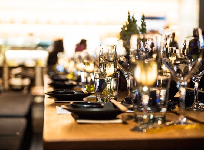 Zushi Barangaroo – Waterfront Dining