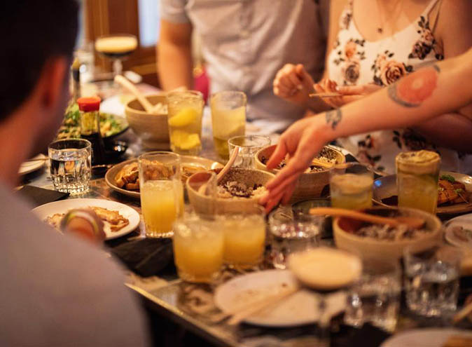 Goros <br/> Vibrant Japanese Dining