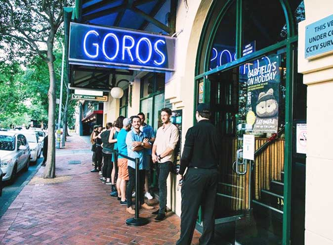 Goros – Vibrant Japanese Dining