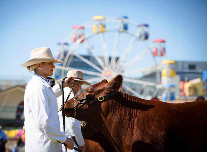 whats-on-guide-brisbane-event-week-events-weekly-ekka-queensland-show-royal-agriculture-food-animal-carnival-rides