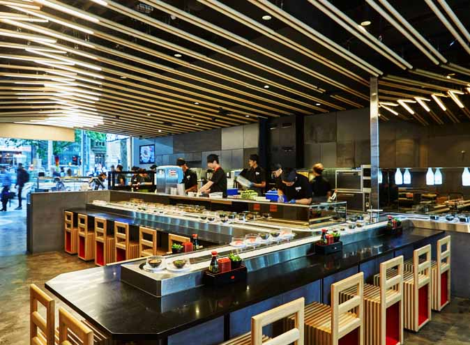 American Style Restaurant Melbourne Cbd