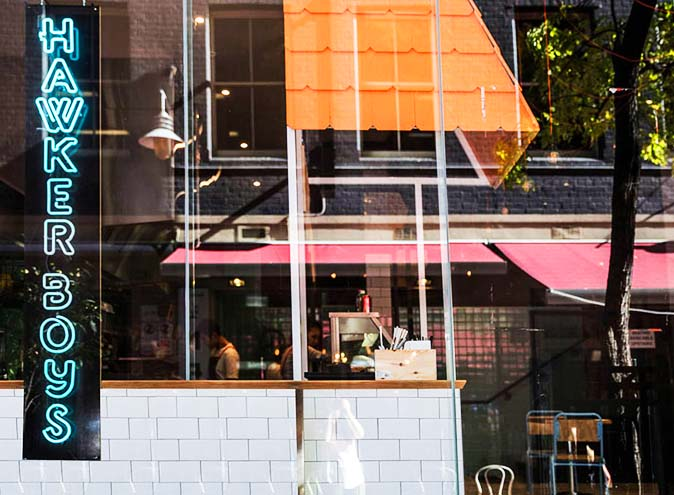 Hawker Boys – CBD Restaurants