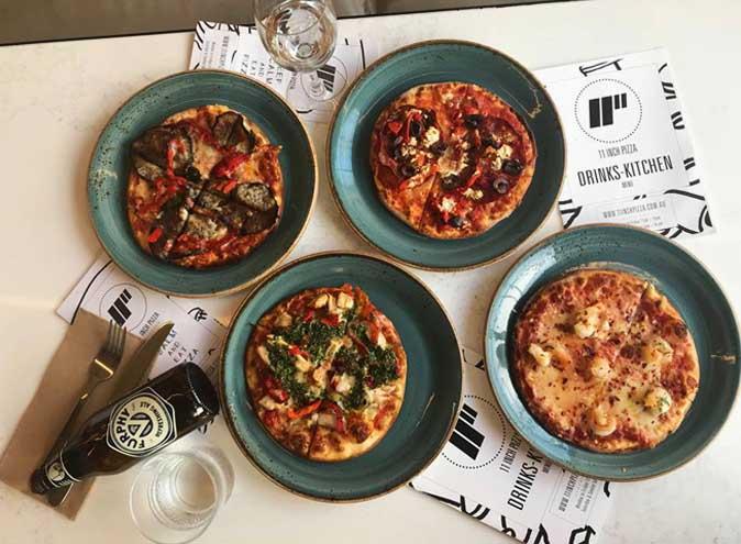 11 Inch Pizza – Italian Cuisine