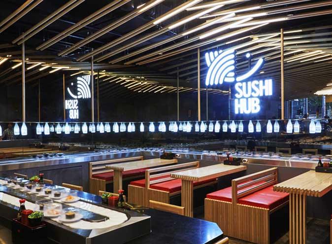 Sushi Hub – Japanese Dining