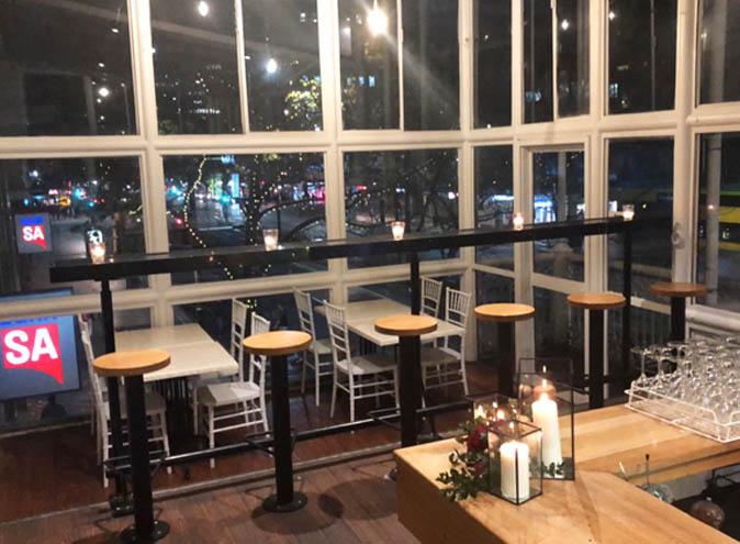 Ambassadors Hotel – Balcony Bars