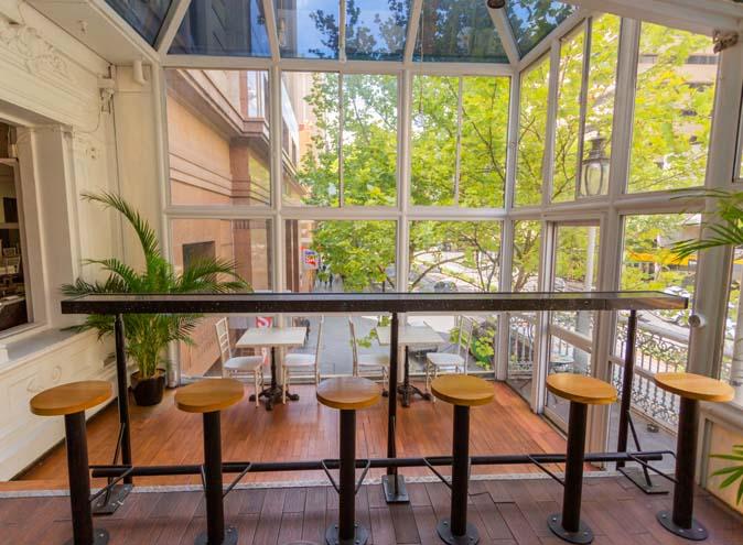 Ambassadors Hotel: Balcony Atrium <br/> Amazing Venue Hire