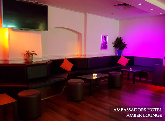 Amber Lounge <br/> Venues for Hire