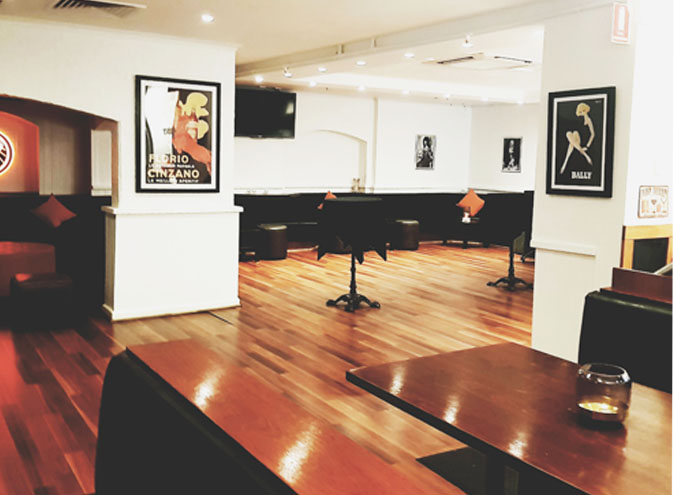 Amber Lounge – Venue Hire