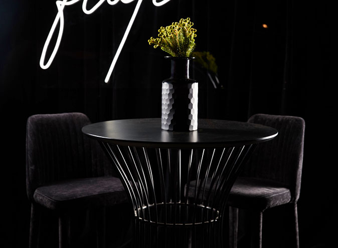 Flute Private Dining – Fine Dining