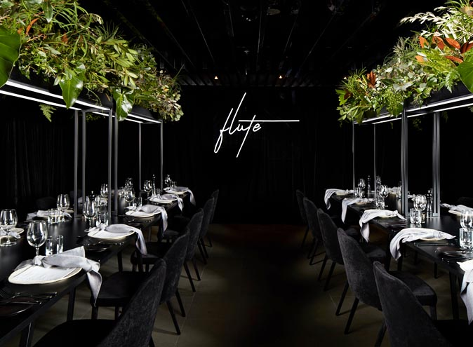 Flute Private Dining – Exclusive Hire