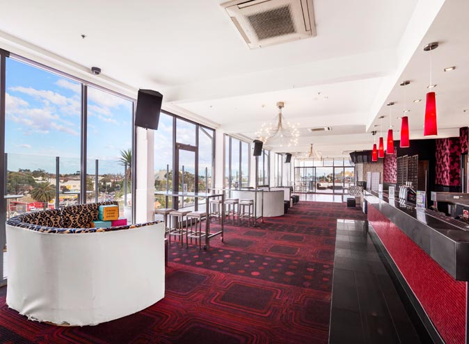 Hotel Barkly Rooftop Bar – Venue Hire