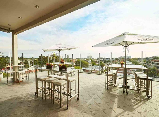 Hotel Barkly Rooftop Bar <br/> Rooftop Function Rooms