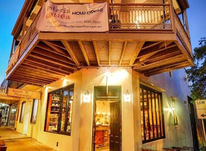 Osteria Antica – Sit Down Venues
