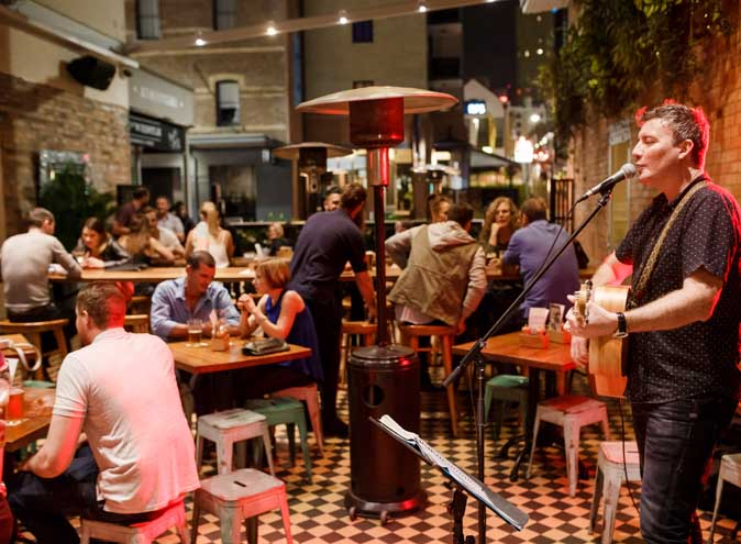 Pig 'N' Whistle Brunswick St – Restaurants