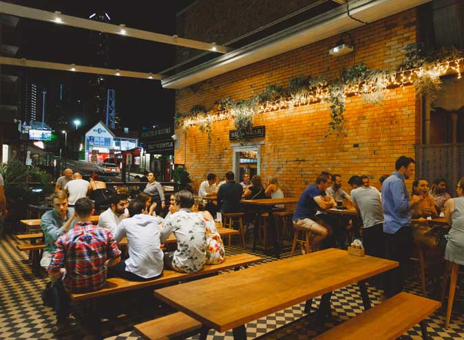 Pig 'N' Whistle Brunswick St – Venues
