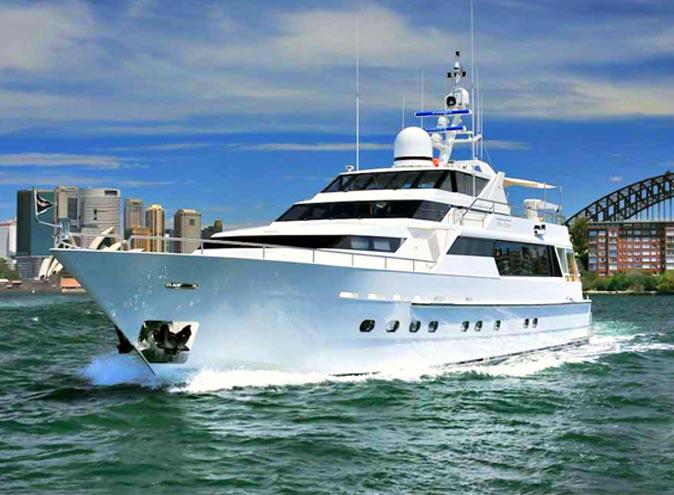 Prestige Harbour Cruises – Unique Spaces