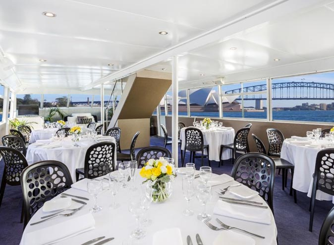 Prestige Harbour Cruises – Fun Spaces