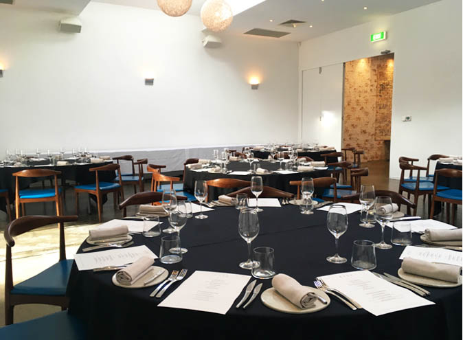 Restaurant With Private Function Room North Perth