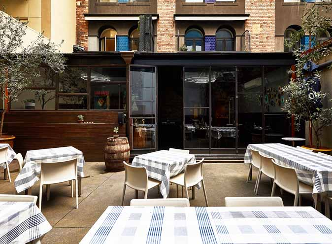Sarti Restaurant – Best Terrace Dining
