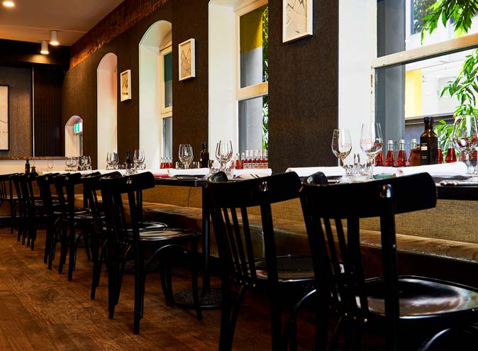 Sarti Restaurant & Bar – Rooftop Venues