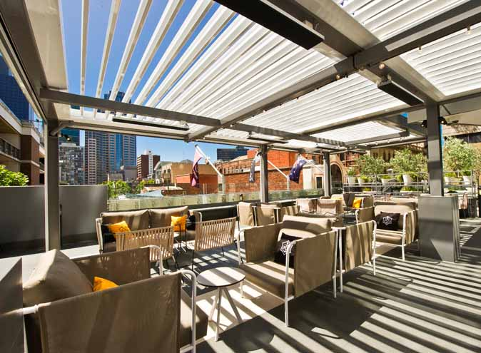 Terrace Bar – Level 3 Sheraton Melbourne Hotel