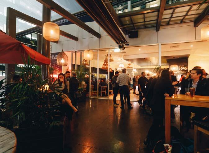 Slate Restaurant & Bar – Rooftop Bars