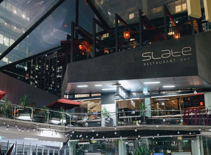 Slate Restaurant & Bar <br/> CBD Function Rooms