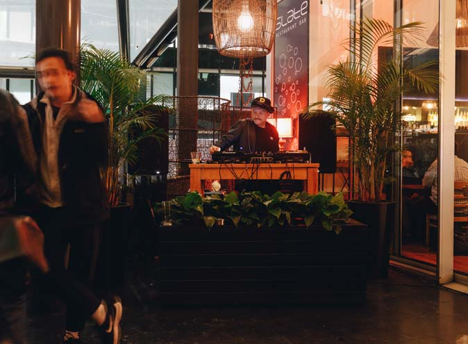 Slate Restaurant & Bar – Rooftop Venues