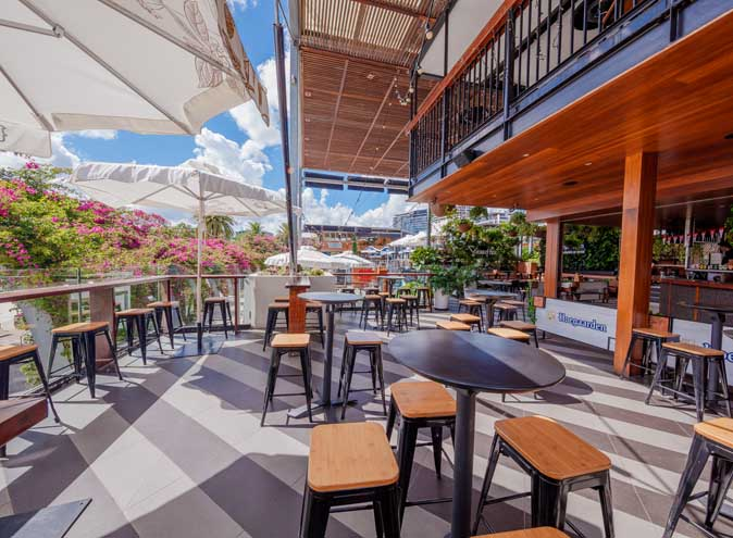 Southbank Beer Garden – Outdoor Venues