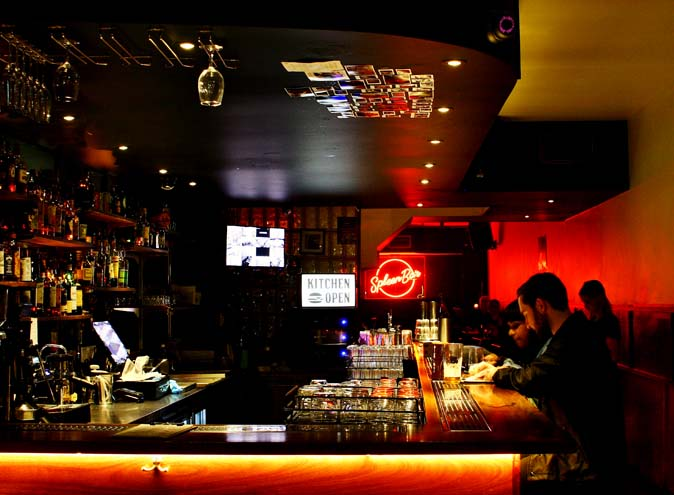 Spleen Bar – CBD Dive Bars