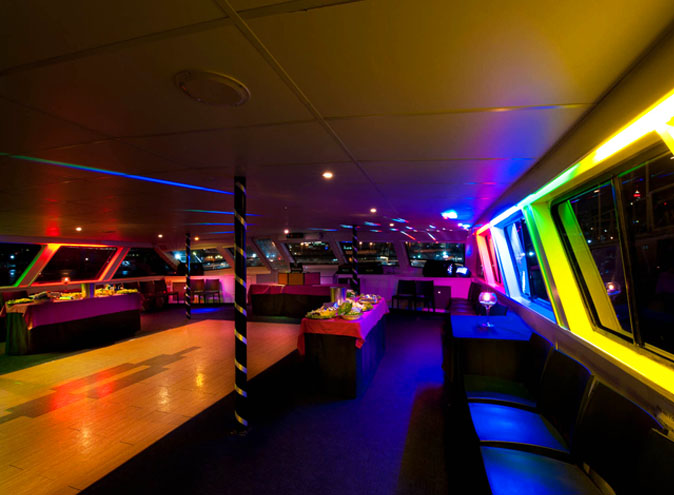 Sydney Event Cruises – Unique Spaces
