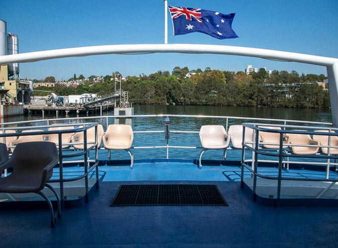Sydney Event Cruises <br/> Unique Event Spaces