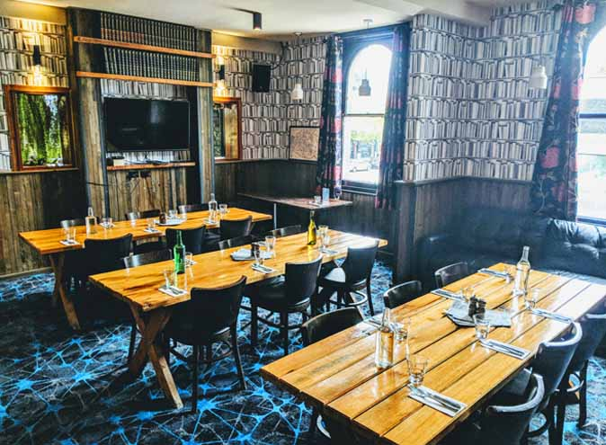 The Market Hotel – Amazing Pubs