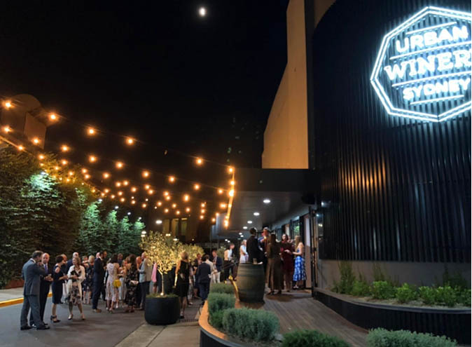 Urban Winery Sydney – Unique Bars